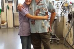 Dr Cedric Tutt i ja - Staż w Postojnej, Słowenia